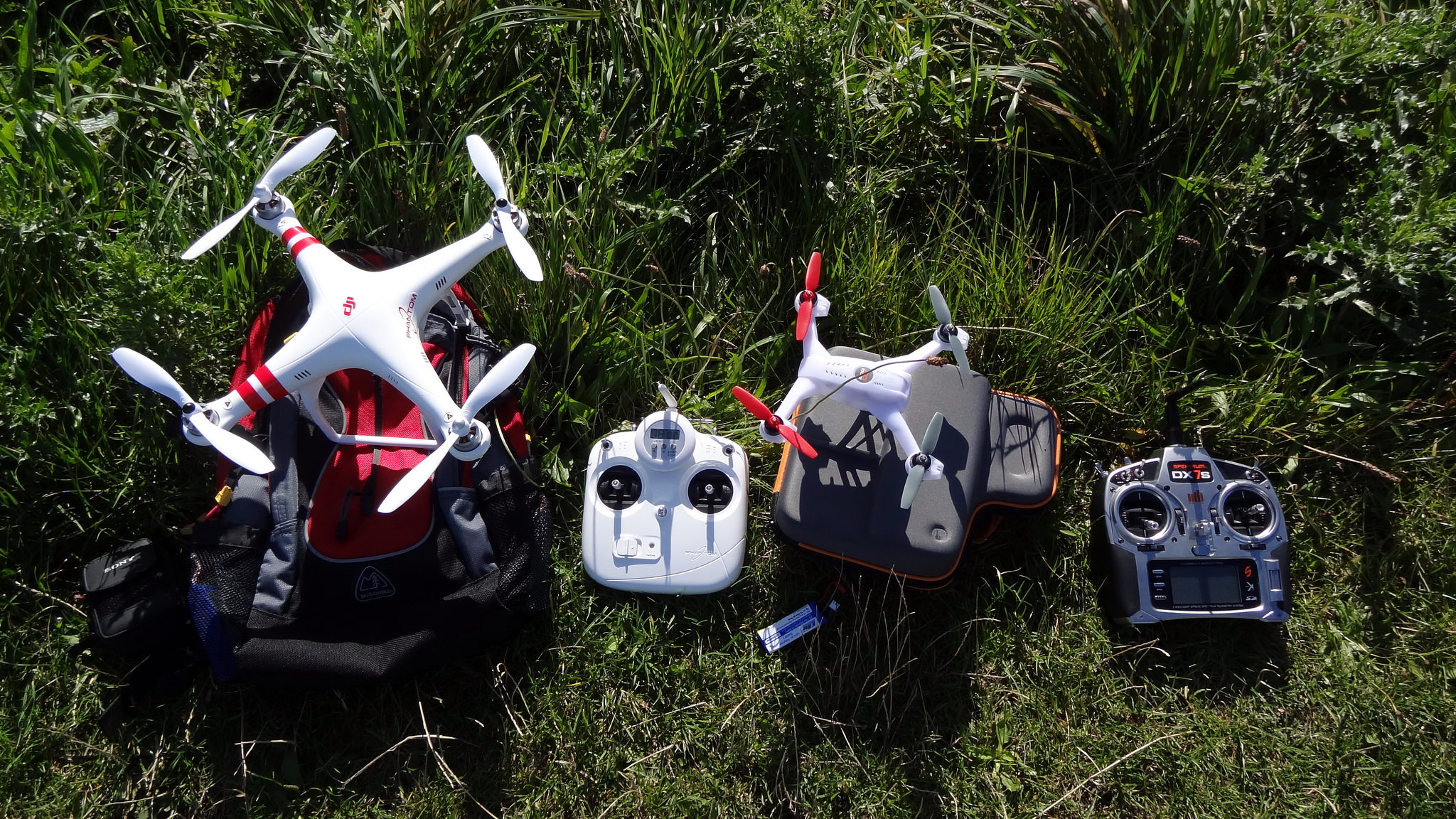r44flyer, Quadcopters September 2, 2014