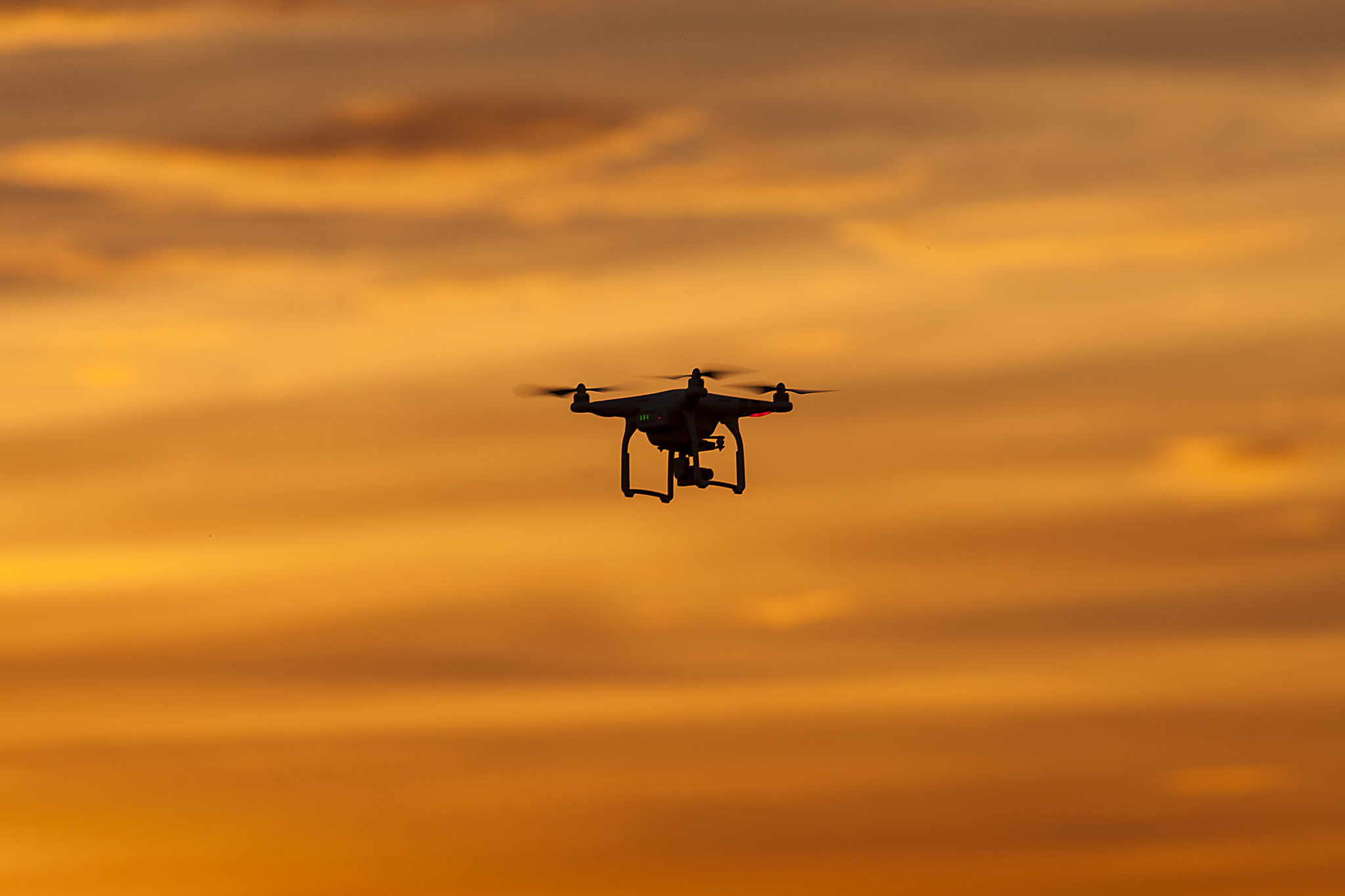 Sunset Drone, Greg Clarke September 29, 2015