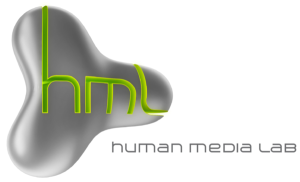 Human Media Labs (HML) Logo