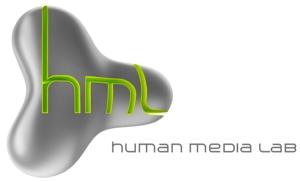 Human Media Labs (HML) Logo