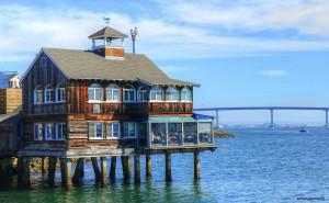 San Diego Pier Cafe, William Garrett February 23, 2014