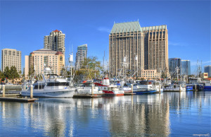 San Diego Marina, William Garrett February 23, 2014