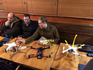 Drone meetup, Sam Beebe February 5, 2014