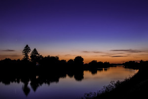 Sacramento Delta Sunset, James Daisa July 20, 2015