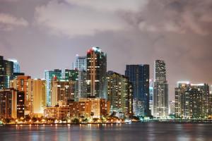 Miami Palmed Skyline, Wyn Van Devanter August 25, 2008