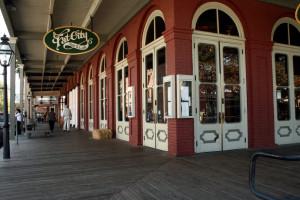 Old Town Sacramento, Prayitno October 17, 2009