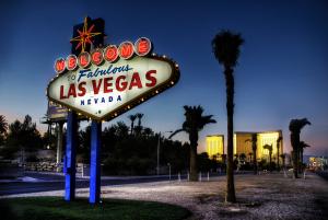 Welcome to Las Vegas, William Beem December 25, 2007