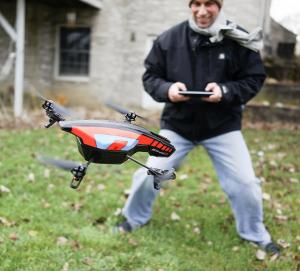 Parrot AR.Drone 2.0, Christopher Michel December 25, 2012
