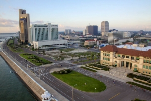 Downtown Corpus Christi, Texas, Credit: Wikimedia Commons