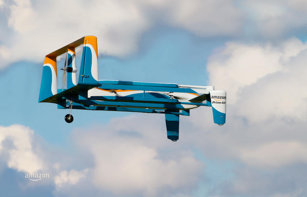Amazon Prime Air Drone, Credit: Amazon