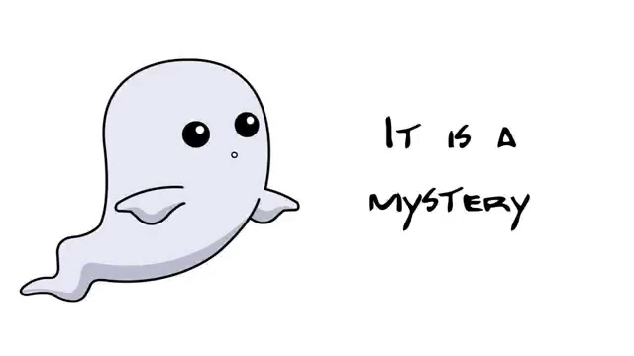 It Is A Mystery