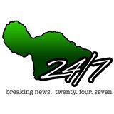 Maui 24/7 Logo