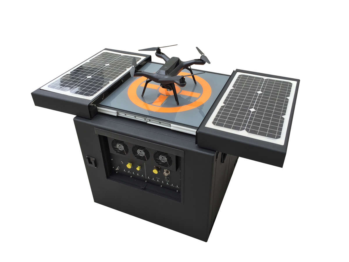 DroneBox, Credit: HUS Unmanned System