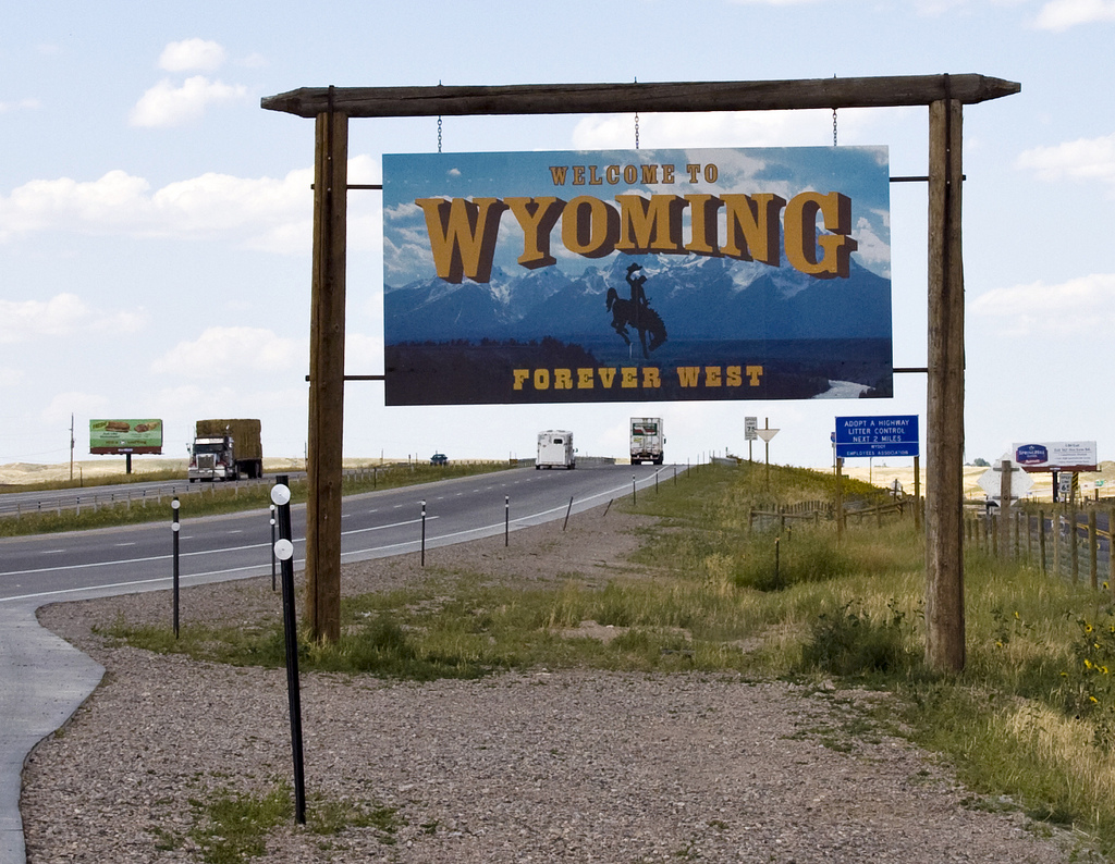 Welcome to Wyoming: Forever West, CGP Grey August 12, 2009