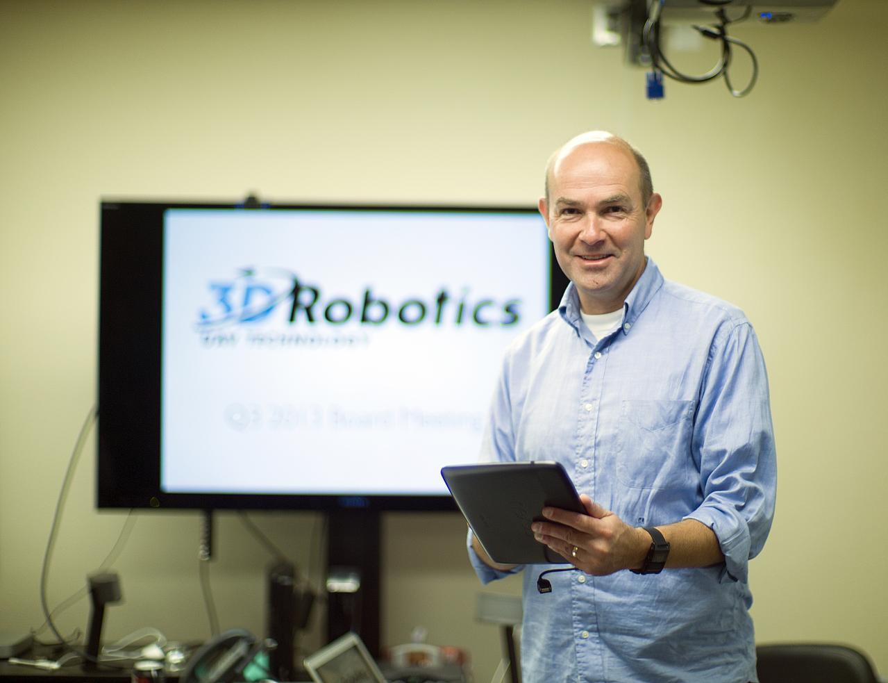 3D Robotics Fun, Christopher Michel August 5, 2013