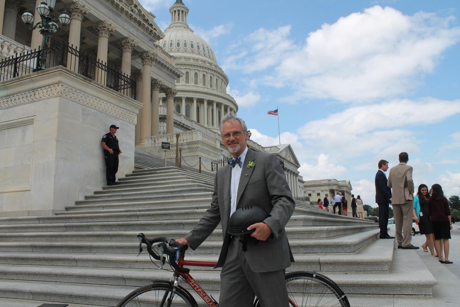 Oregon Congressman Earl Blumenauer