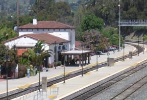 San Luis Obispo, California Amtrak Station, Credit: Wikimedia Commons