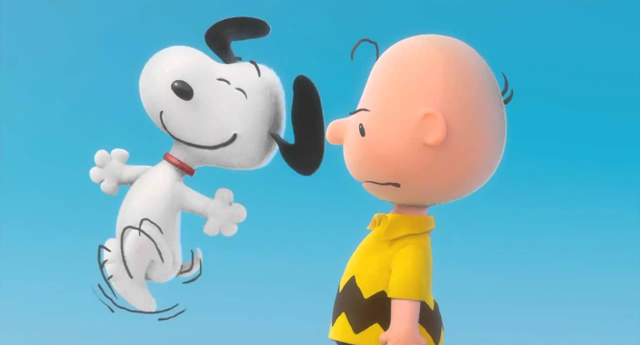 Snoopy and Charlie Brown, Credit: YouTube
