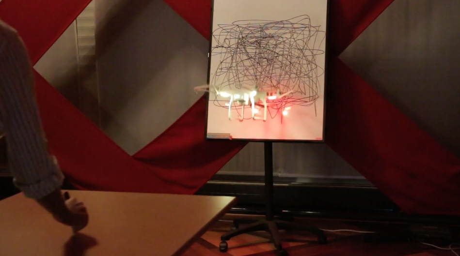 The Flying Phantograph, Credit: Vimeo