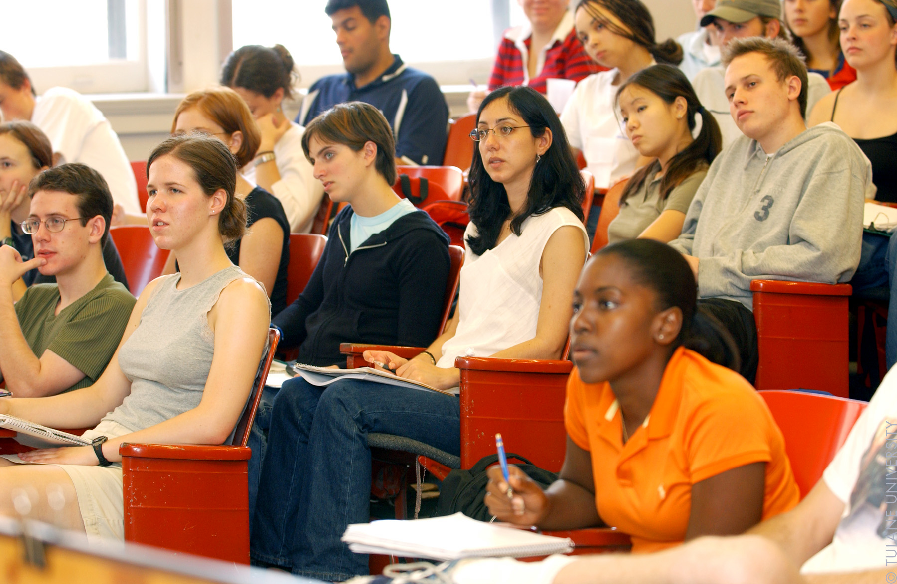 Students in Class, Credit: Wikimedia Commons