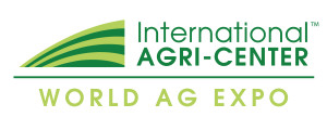 International Agri-Center, World Ag Expo Logo