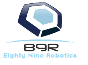 Eighty Nine Robotics Logo