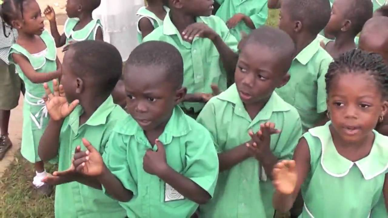 African Children, Credit: YouTube