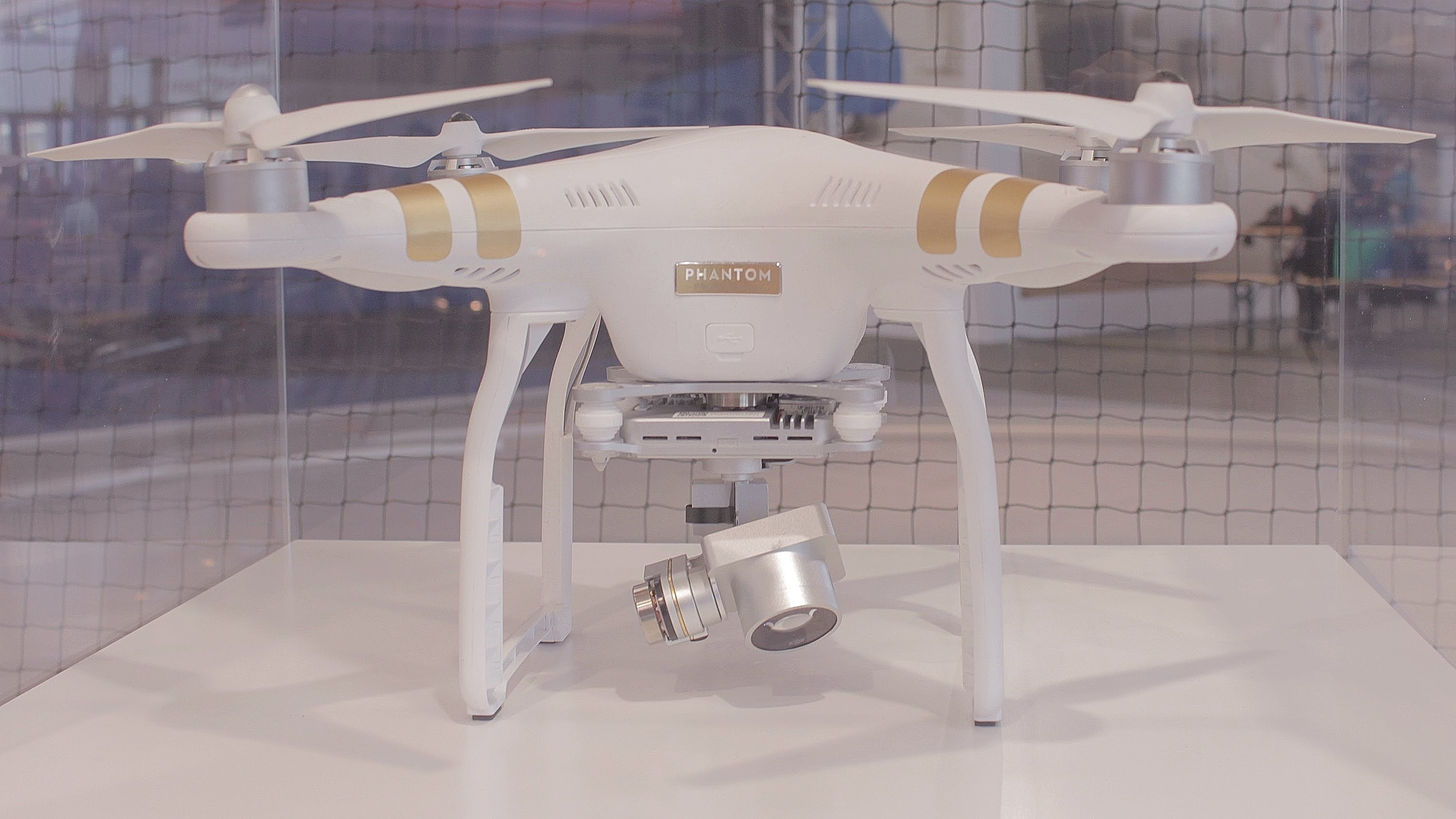 DJI Phantom 3 Professional und Advanced Hands On!, Credit: YouTube