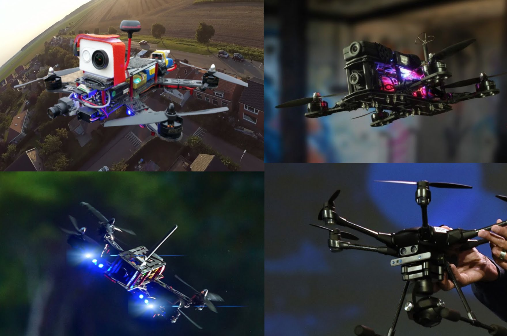 Sport of Future - Drone Racing League, Credit: YouTube
