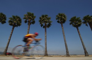 San Diego, California, Bicycle, Bike, Rider, Man, Credit: PixaBay