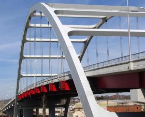 Gateway Bridge - Nashville, TN, Brent Moore March 10, 2006