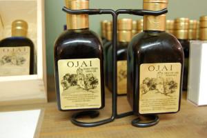 Ojai Olive Oil Tasting Room, Andy June 20, 2009