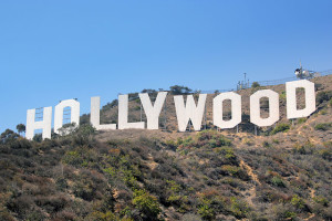 Hollywood Sign, Credit: Wikimedia Commons