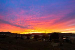 SLO Sunset, Scott Cutler November 14, 2012