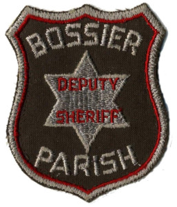 USA - LA - Bossier Parish Sheriff (very old style), Dave Conner January 29, 2011