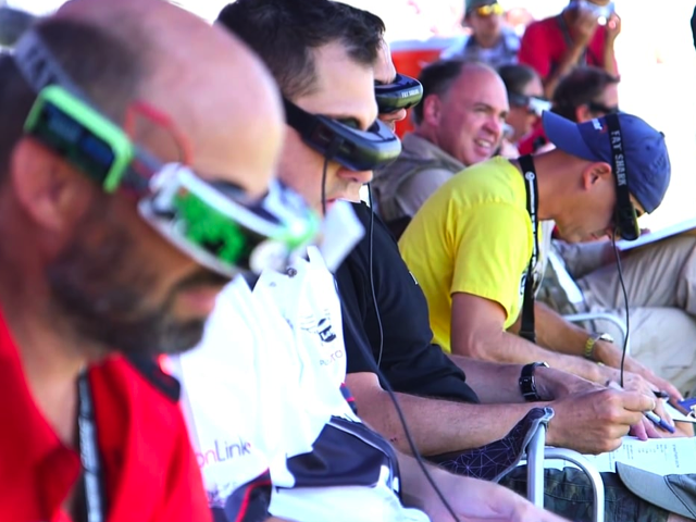 FPV Quadcopter Racing at the Drone Nationals, Credit: Vimeo