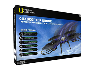 National Geographic Quadcopter Drone, Credit: Amazon