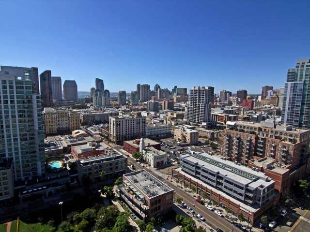 San Diego Cityscape, Credit: Stock Image
