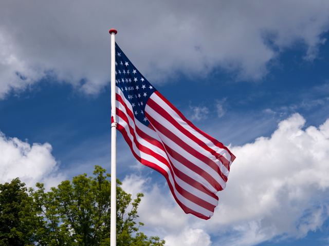 Flag, Credit: Stock Image
