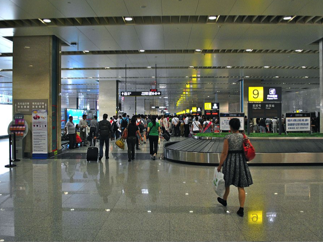 Wuhan Tianhe Airport, Inside, Credit: Wikimedia Commons