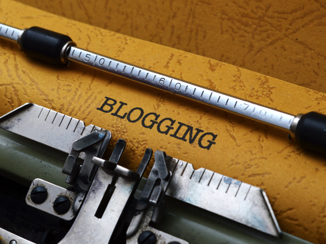 Blogging Concept, Credit: Stock Image