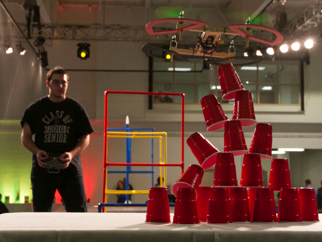 Iowa and Nebraska high schoolers fly at Google Anti-Gravity Games, Credit: YouTube