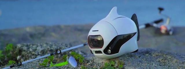 BIKI Underwater Drone, Credit: YouTube