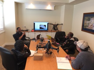 Drone University Training, USA