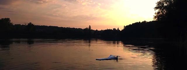 SUWAVE Drone, Credit: YouTube