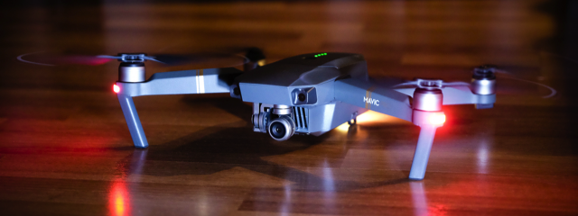 DJI Mavic Pro, Credit: Wikimedia Commons