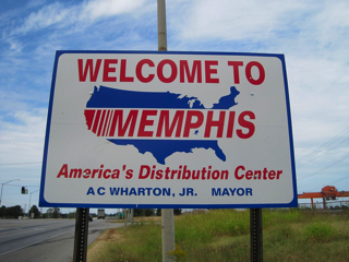Welcome to Memphis US78 north of Shelby Dr Memphis TN 02.jpg, Credit: Wikimedia Commons