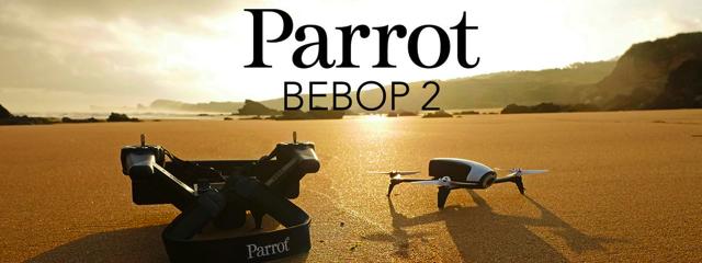 Parrot Bebop 2, Credit: Vimeo