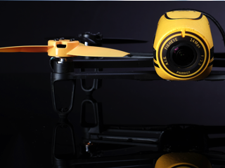 Parrot Bebop 2, Credit: Wikimedia Commons