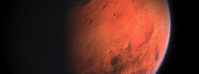 Planet Mars, Credit: Pixabay